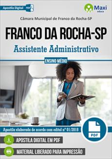 Apostila Câmara de Franco da Rocha 2018