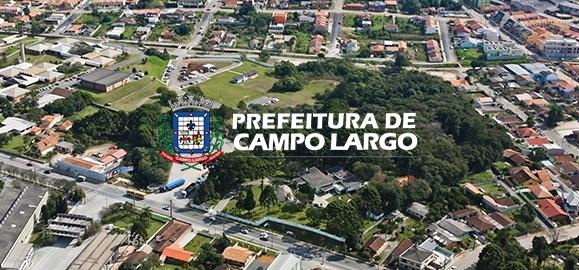 Apostila Concurso Campo Largo