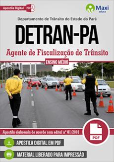 Apostila Concurso DETRAN PA