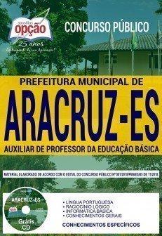 Apostila Concurso Aracruz ES