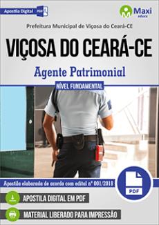 Apostila Concurso Viçosa do Ceará