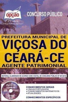 Apostila Concurso Viçosa do Ceará Agente Patrimonial