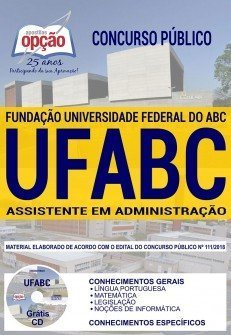 Apostila Concurso UFABC 2019 pdf
