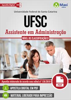 Apostila Concurso UFSC 2019