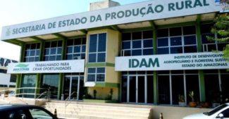 Apostila Concurso IDAM
