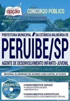 Apostila Prefeitura de Peruíbe 2018 2019 pdf