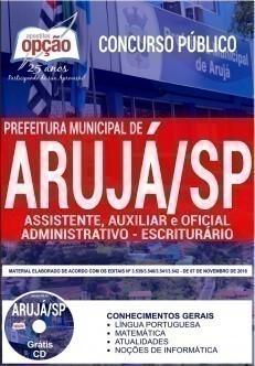 Apostila Prefeitura de Arujá