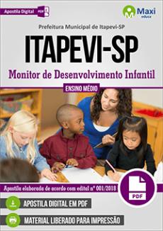 Apostila Prefeitura de Itapevi 2019