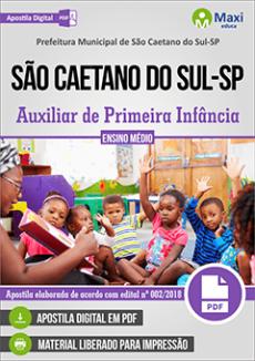 Apostila Concurso Prefeitura de São Caetano do Sul