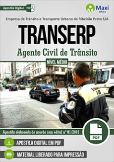 Apostila Agente Civil de Trânsito TRANSERP