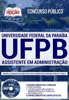Apostila Concurso UFPB 2019