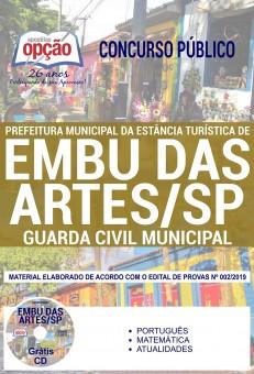 Apostila Concurso Embu das Artes