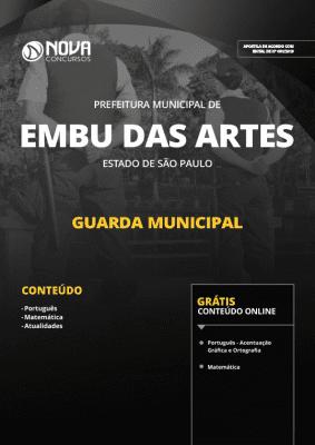 Apostila Concurso Prefeitura de Embu das Artes