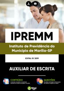 Apostila Concurso IPREMM2019