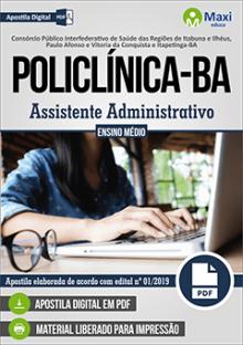 Apostila Policlínica BA