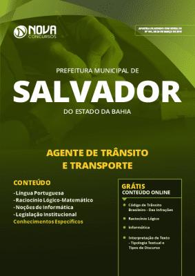 Apostila Prefeitura de Salvador 2019