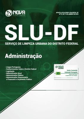 Apostila SLU DF 2019