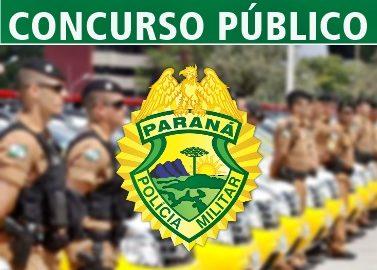 Concurso PM-PR 2019