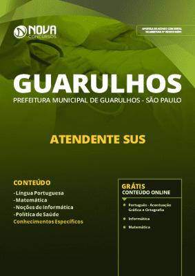 Apostila Prefeitura de Guarulhos