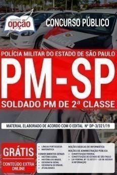 Apostila Soldado PM-SP 2019 Soldado