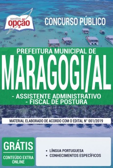 ApostilaConcurso Prefeitura de Maragogi