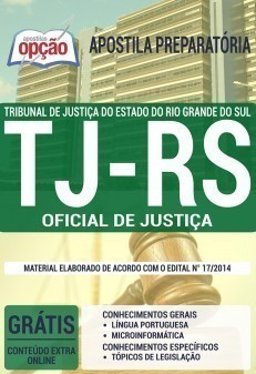 Concurso TJ-RS 2019