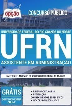 ApostilaConcurso UFRN2019