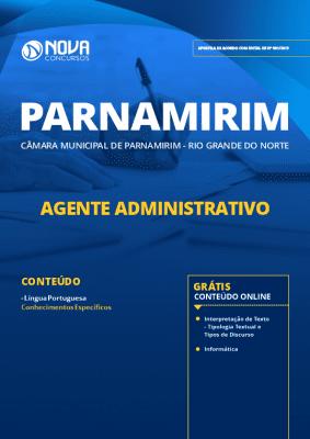 Apostila Câmara de Parnamirim Agente Administrativo