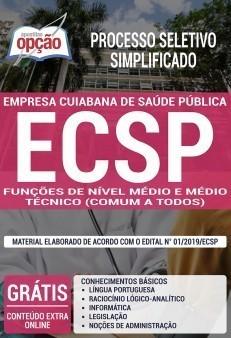 Apostila ECSP 2019