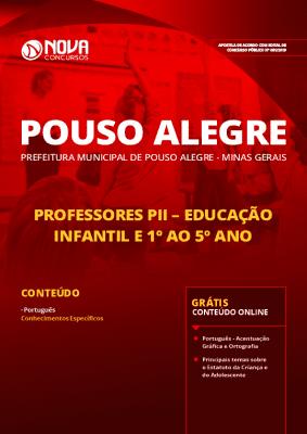 ApostilaConcurso Pouso Alegre