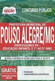 ApostilaConcurso Pouso Alegre Professor