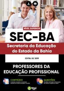 Apostila SEC-BA2019