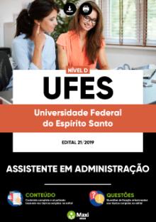 Apostila UFES 2019