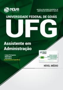 Apostila Concurso UFG 2019