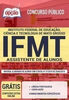 AApostila Concurso IFMT 2019 pdf