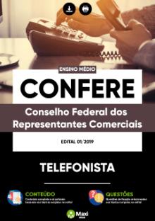 Apostila Concurso CONFERE