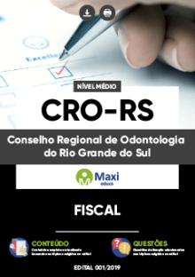 Apostila Concurso CRO-RS