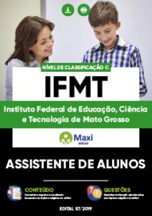 Apostila Concurso IFMT 2019