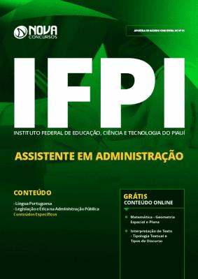 Apostila Concurso IFPI