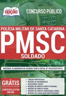 Apostila Concurso PM-SC 2019 Soldado