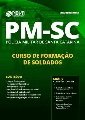Apostila Concurso PM-SC 2019