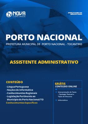 Apostila Concurso Porto Nacional