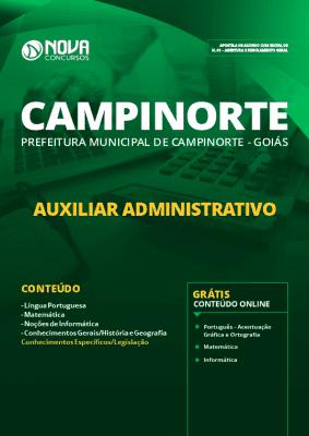Apostila Prefeitura de Campinorte