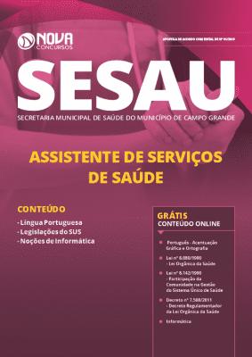 Apostila SESAU Campo Grande MS