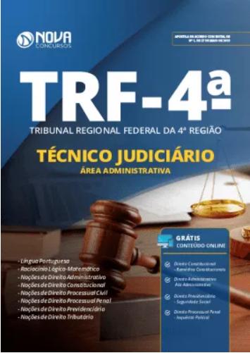 Apostila TRF-4 2019