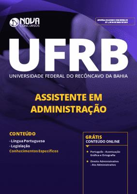 Apostila UFRB 2019 pdf