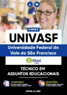 Apostila Univasf 2019 pdf