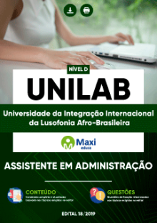 Download Apostila UNILAB 2019