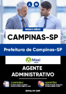 Apostila Prefeitura de Campinas