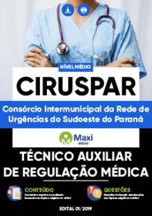 Apostila Concurso CIRUSPAR 201